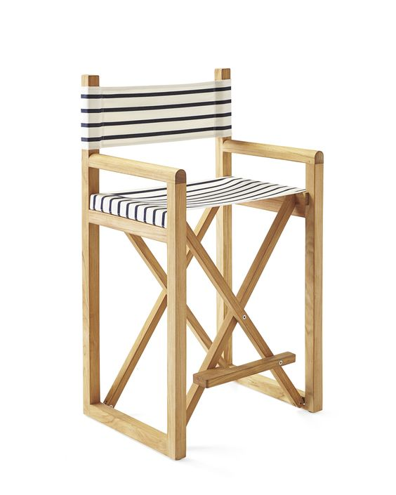 Directors Counter Chair