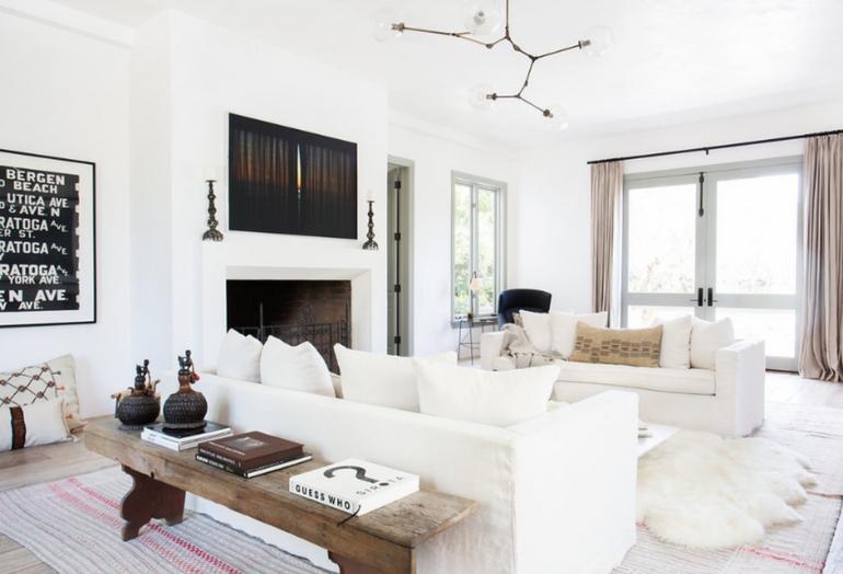 Living Areas - Alexander Design LA