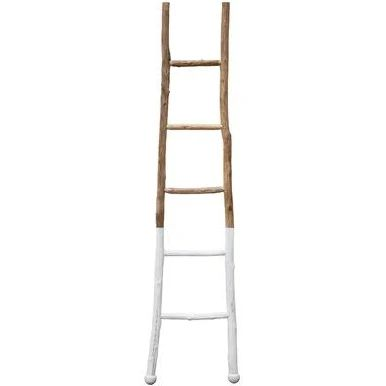 Wood Decorative Ladder