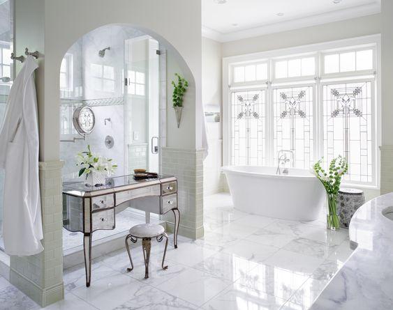 Plush Life…those windows had me at my first look..designer envy:)  via