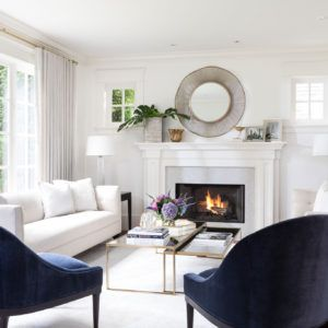 More of the inspiring rooms from Janet Scagel Design..comfortable, understated, and elegant.