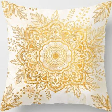 Yellow Pillow