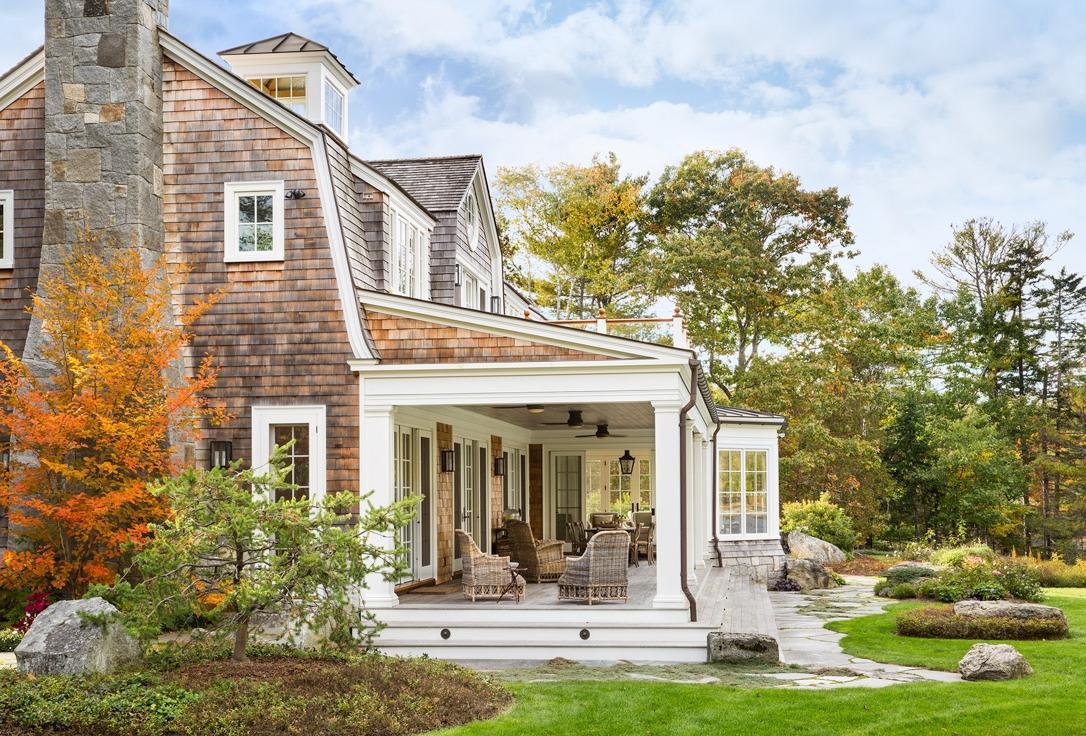 Serene Fall Lake House I Wish Was Mine 2.jpg