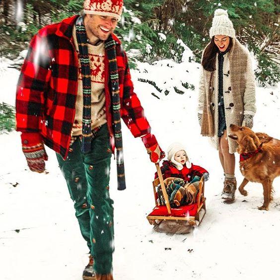 - New England Christmas..via