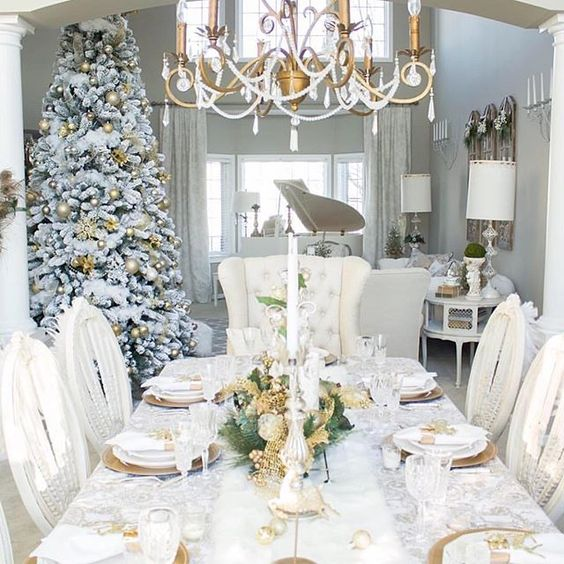 - a luxe Christmas..via