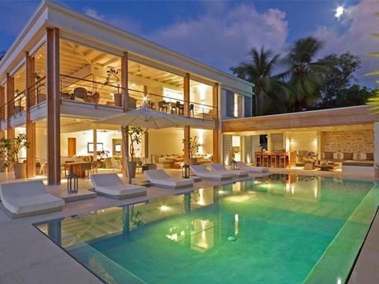 The Garden in Barbados
