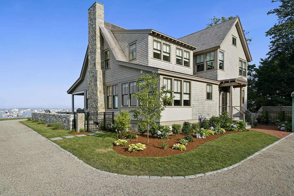 - Stunning, state of the art waterfront home directly on Duxbury Harbor with unparalleled views of Duxbury Bay.