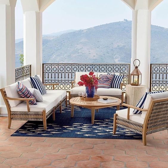 Luxurious West Coast Inspired Escape -Shop This Look