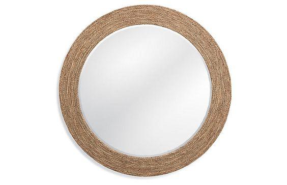 Kuna Round Mirror