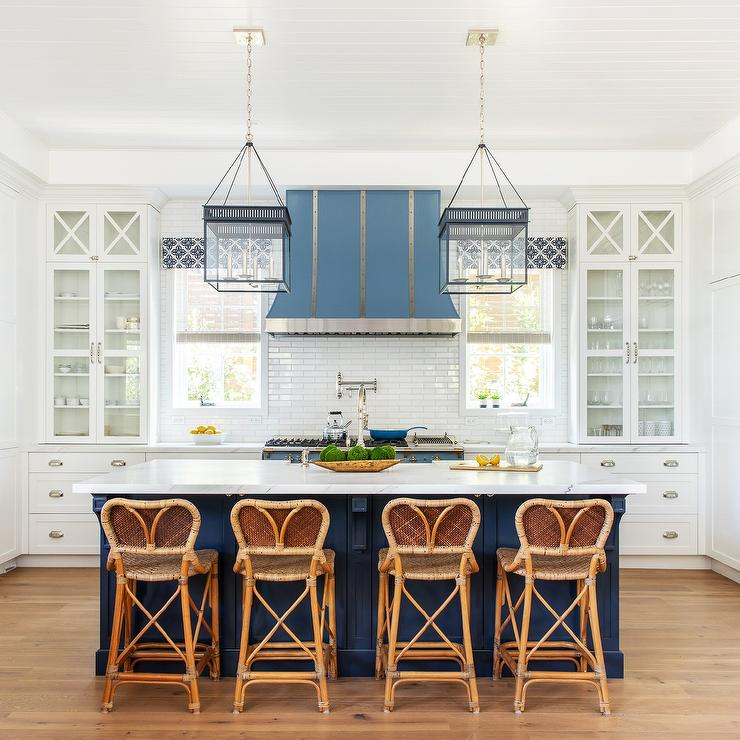 The Prettiest Blue & White Kitchens 8.jpg