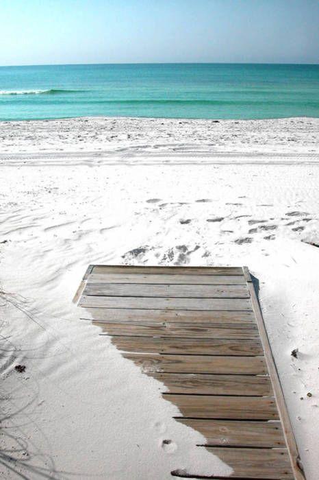 escape to paradise….