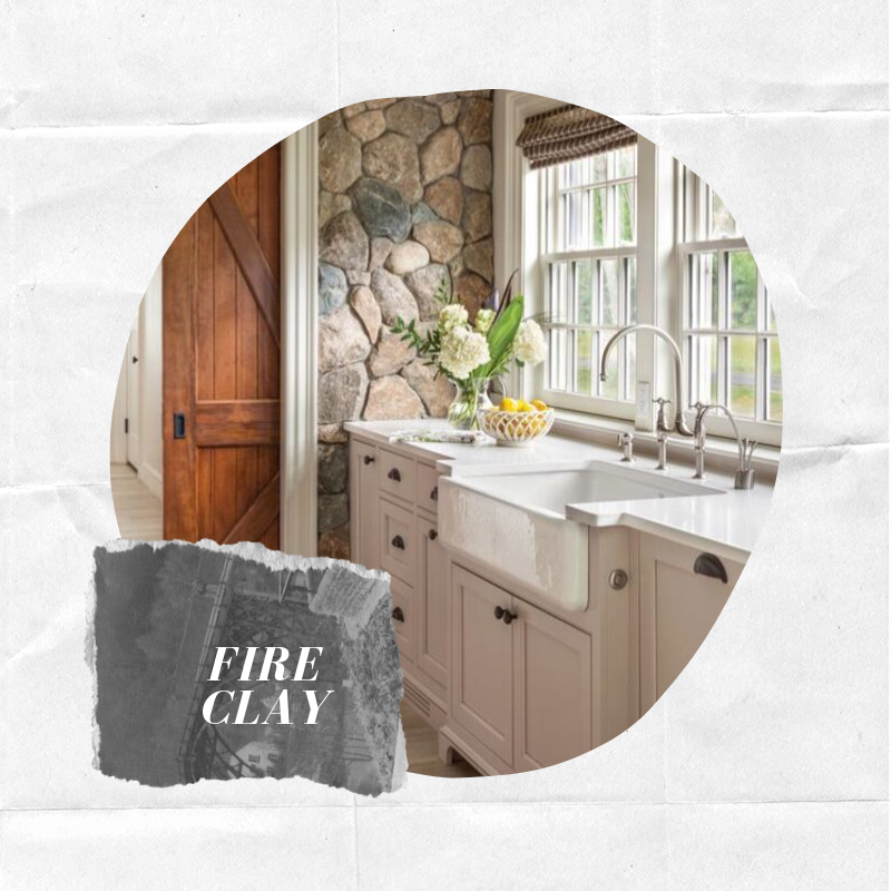 - They are commonly found with a simple clean, flat front. However, they are also available with fluted aprons or raised front lips to give them more pronounced look. Shop this farmhouse sink.