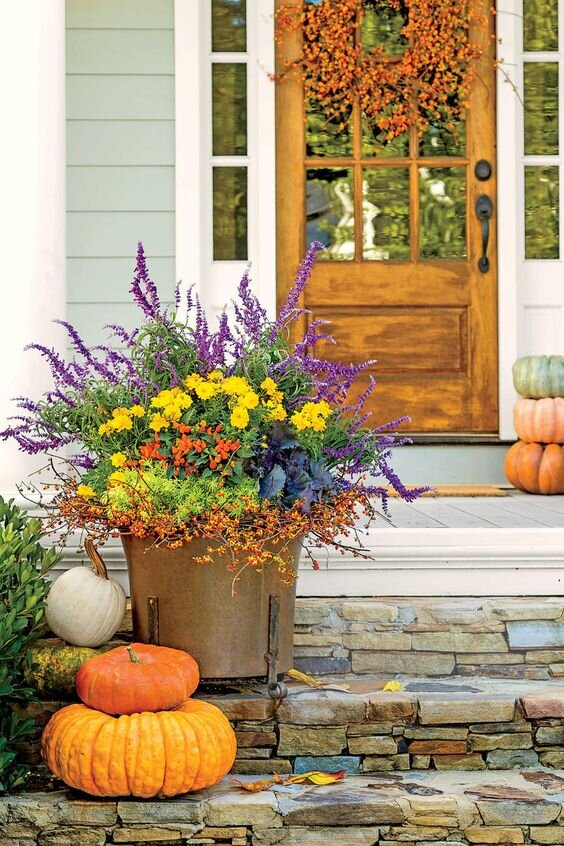 Fall Inspiration-Pretty Ideas to Add a Touch of Fall to Your Home 25.jpg