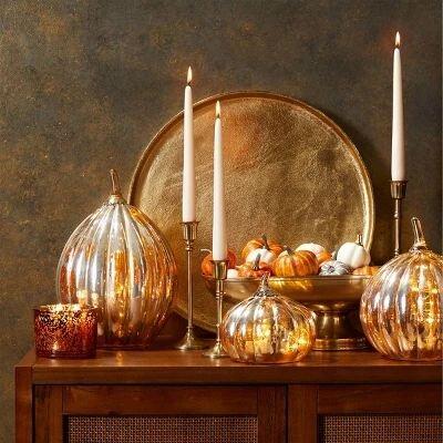 Pumpkin Themed Entryway Fall Décor Collection - Threshold