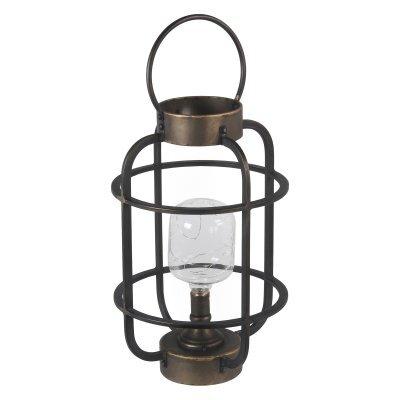 Privilege International Urban Metal Candle Lantern
