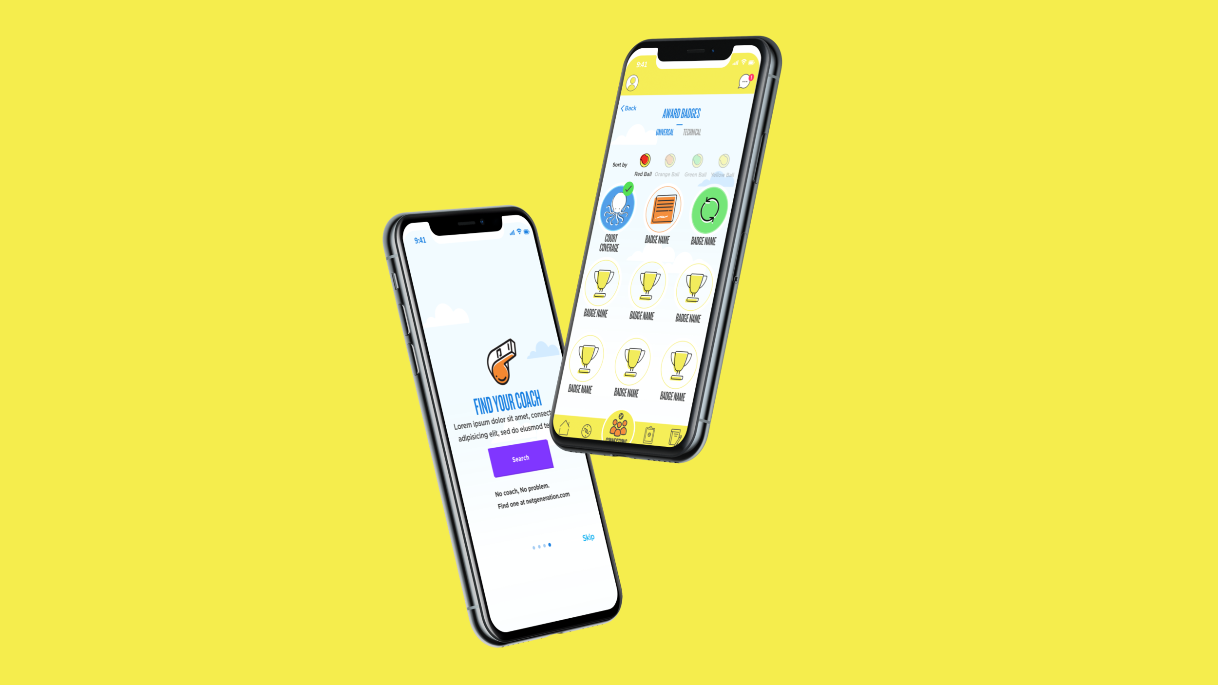 Net Generation Mobile App