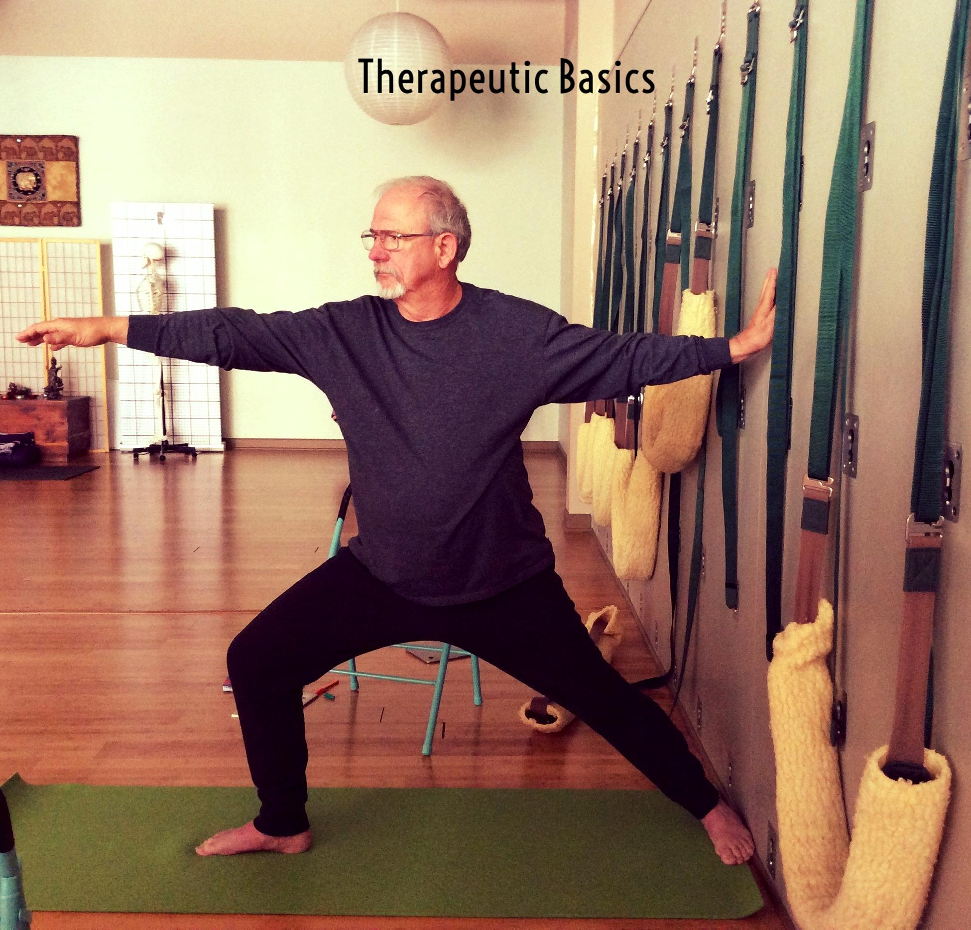 Therapeutic Basic Yoga