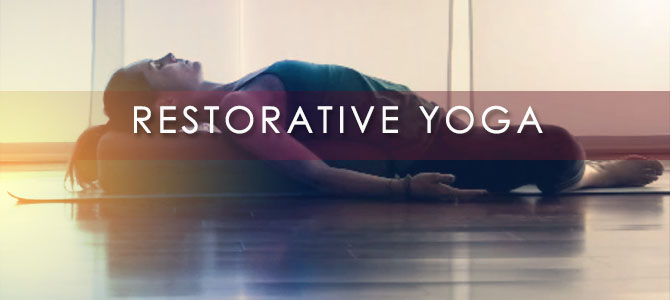 200 hr. Restorative Yoga Teacher Training Module.