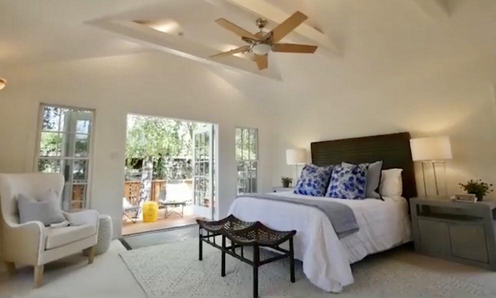 AFTER/Billou St. master bedroom
