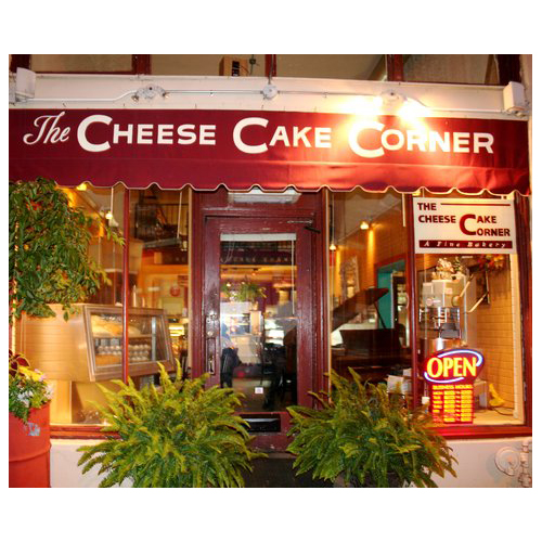 The Cheesecake Corner