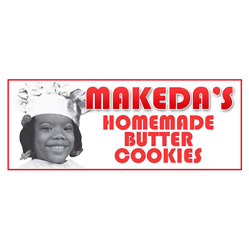 Makeda's Homemade Butter Cookies