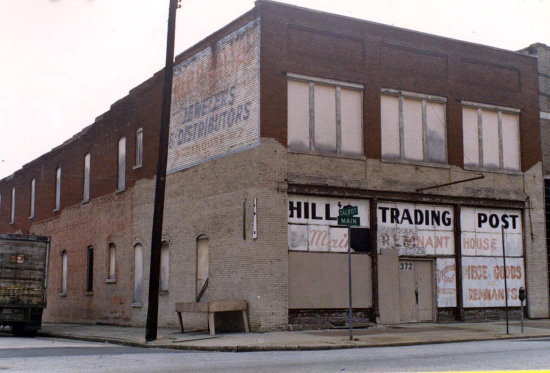Building circa 1980