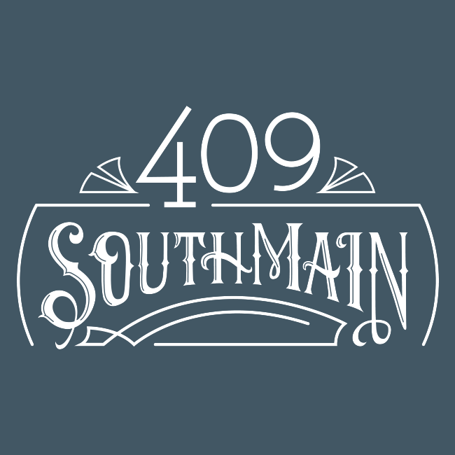 409 South Main Logo