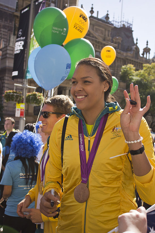 Liz Cambage's return will be one of the main storylines of WNBL18. Photo: Bidgee