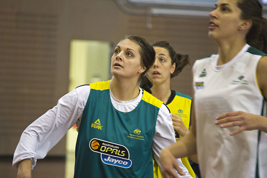 Cayla George brings size, rebounding, scoring and winning pedigree in her return to Townsville.