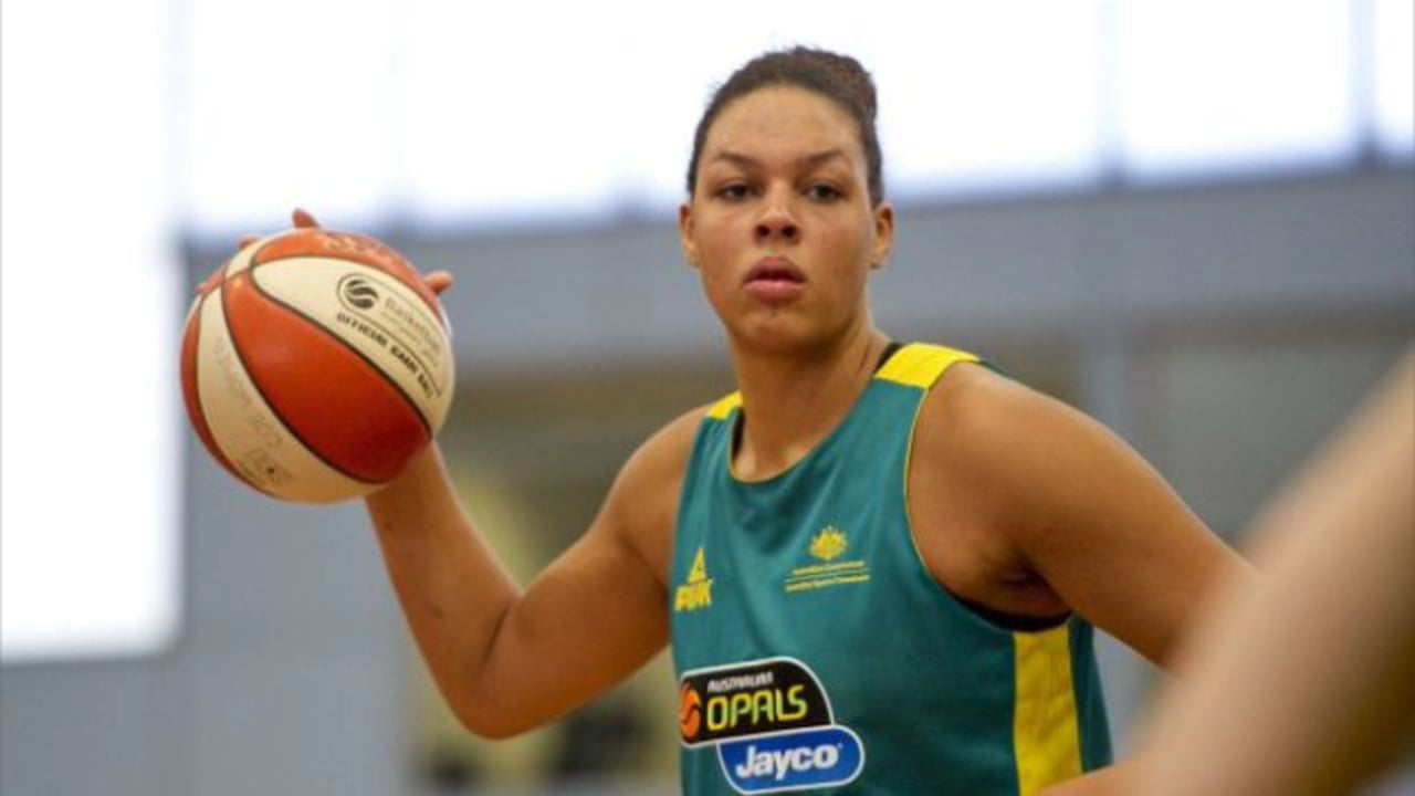 Liz Cambage: already making an impact on WNBL18.