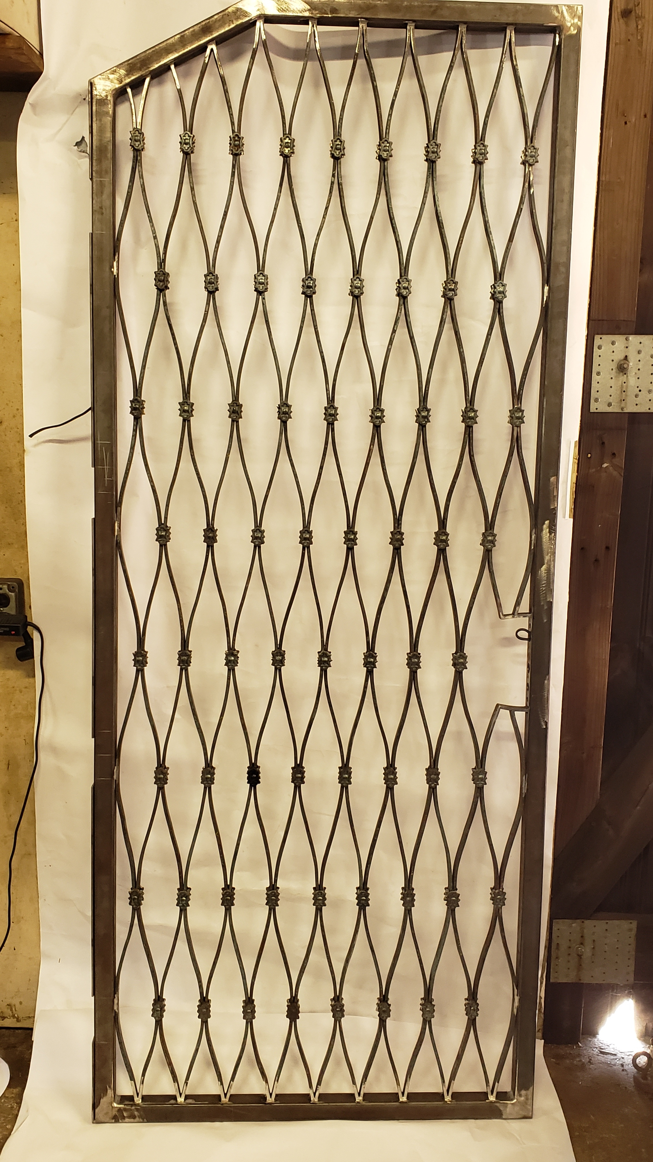 New Gate to match Existing Window Grille 02.jpg