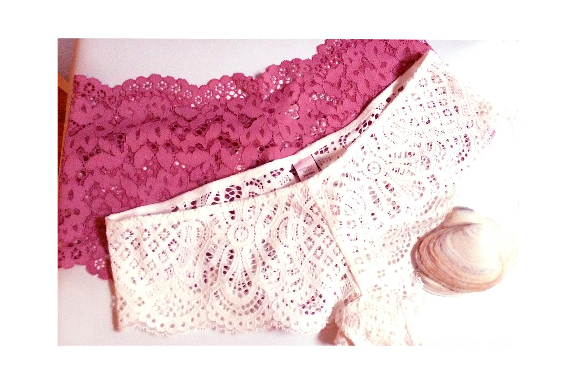 Victoria's Secret lace shorts