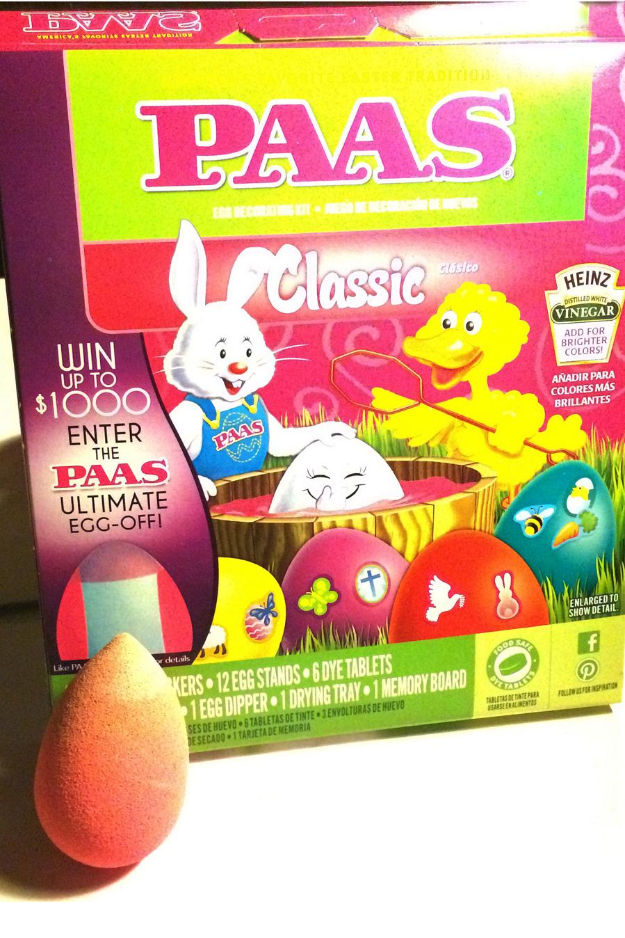 Paas Egg Dyeing kit