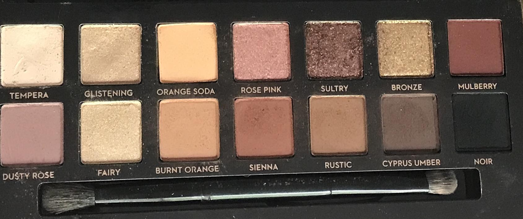 Anastasia Beverly Hills Soft Glam Shades
