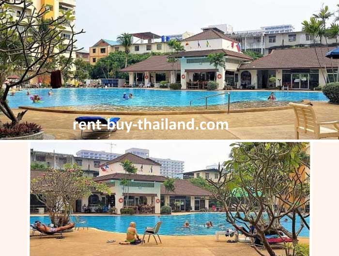 View Talay 1 Swimming Pool Area