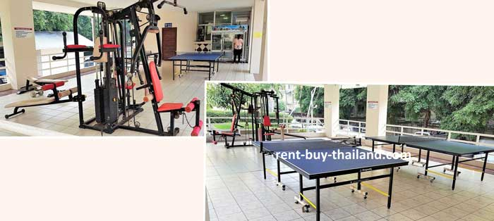 View Talay 1 Table Tennis and Fitness Area