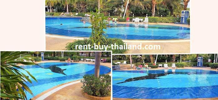 View Talay 2 Swimming Pool