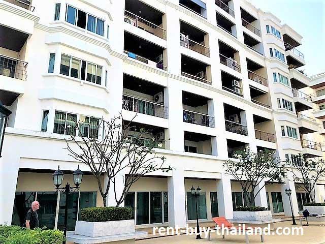 Plaltinum Suites Condominium
