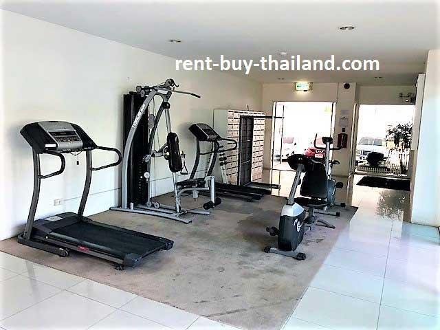 Platinum Suites Fitness Center
