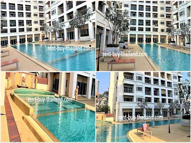 Platinum Suites Pool Area