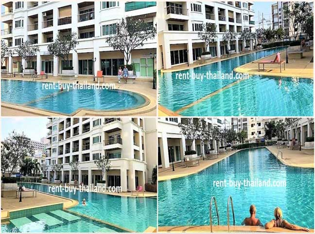 Platium Suites Pool