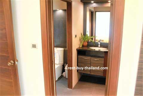 Apartment for rent Pratumnak