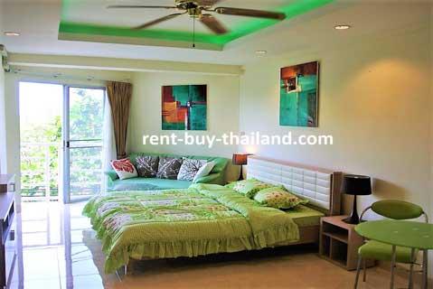 Apartment for rent Jomtien