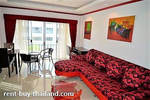 Pattaya rent buy
