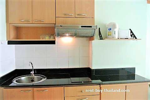 Apartment lettings Pattaya