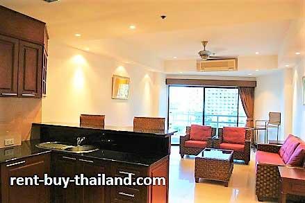Apartment to rent buy Pattaya