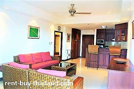 Luxury apartment Pattaya