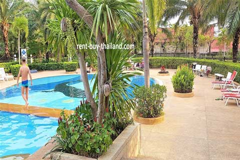 Condo for rent View Talay