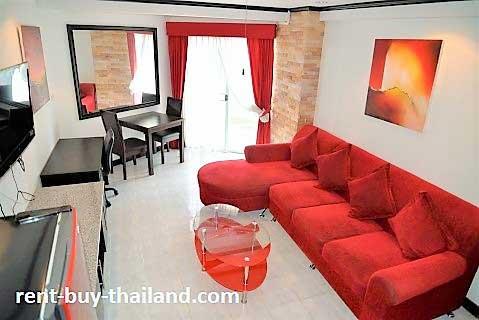 Apartment for rent Thailand