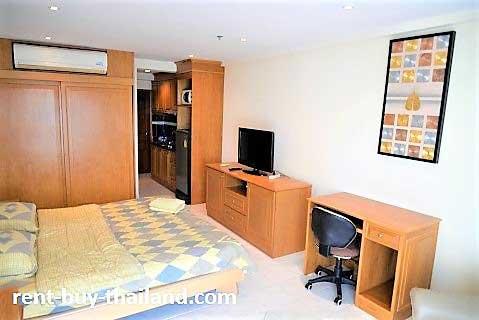 Buy rent apartment Pattaya